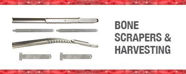 Bone Scrapers & Harvesting