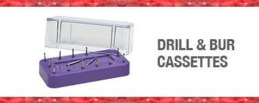 Drill & Bur Cassettes
