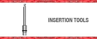 Insertion Tools