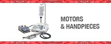 Motors & Handpieces