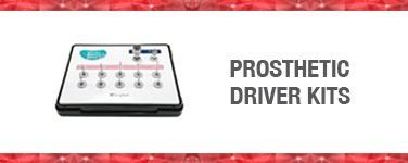 Prosthetic Driver Kits