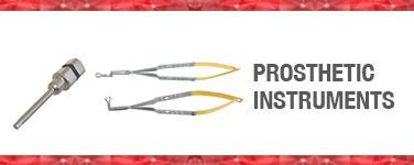 Prosthetic Instruments