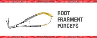 Root Fragment Forceps