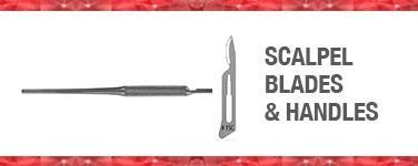 Scalpel Blades & Handles