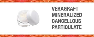 Veragraft Mineralized Cancellous Particulate